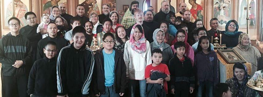 Seminary Family at Holy Resurrection Cathedral